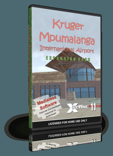 NMG Kruger Mpumalanga Intl Airport V2.3 (XP11)