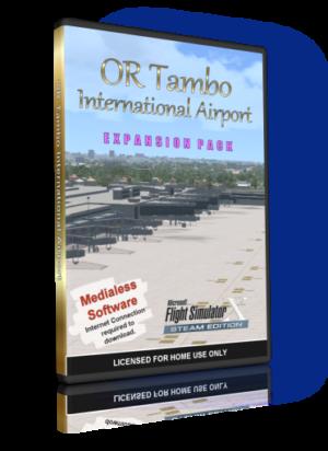 NMG OR Tambo Intl Airport / Johannesburg V5.1 (FSX)