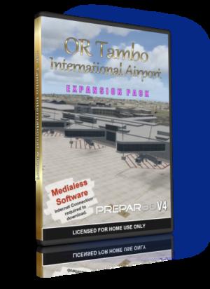 NMG OR Tambo Intl Airport / Johannesburg V5.1 (P3Dv4)