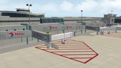 NMG OR Tambo Intl Airport / Johannesburg V5.1 (XP11)