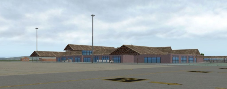 Kruger Mpumalanga Intl Airport for X-Plane 11 Released!