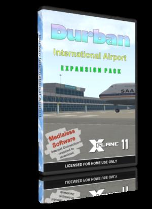 NMG Durban Intl Airport V2.4 (XP11)