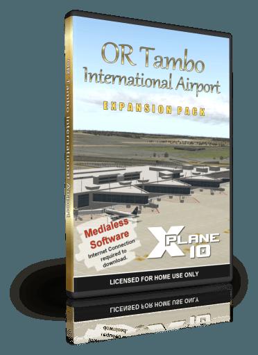 NMG OR Tambo Intl Airport / Johannesburg V5.1 (XP10)
