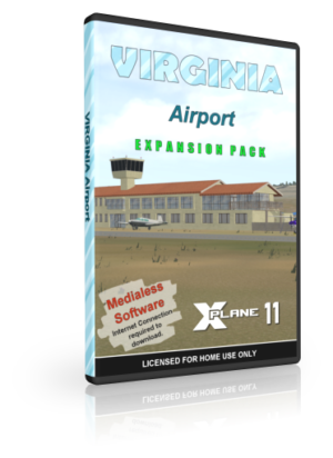 NMG Virginia Airport V1.3 (XP11)