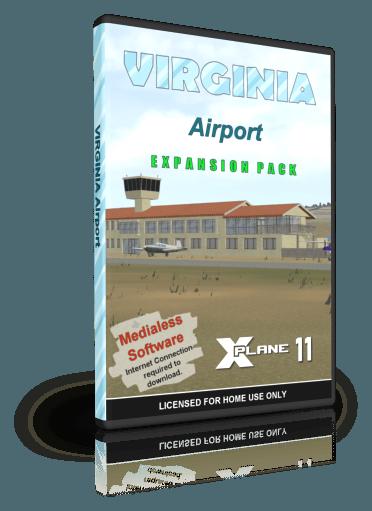 NMG Virginia Airport V1.3 (XP11)