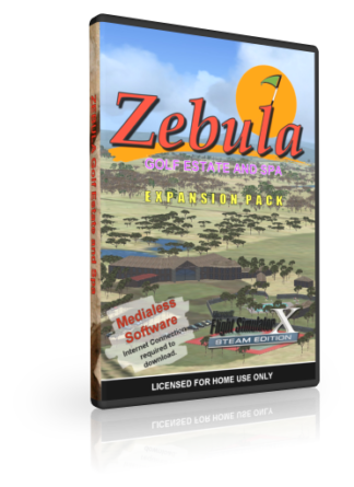 NMG Zebula Golf Estate and Spa V1.1 (FSX)
