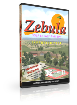 NMG Zebula Golf Estate and Spa V1.1 (XP11)