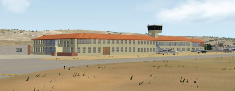Virginia Airport for X-Plane 11 Released!