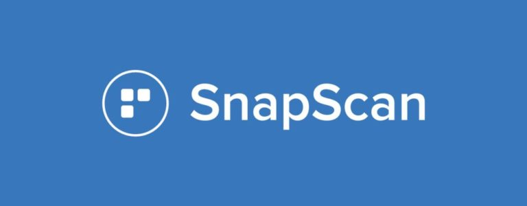 We now accept Snap Scan payments!